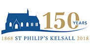 St Philip's Church - 150 years