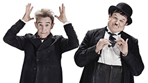 Flicks in the Sticks - STAN AND OLLIE