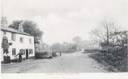 Chester Road, Kelsall Hill. Click image for bigger size.